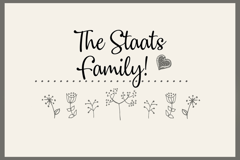 Family name - blog slideshow