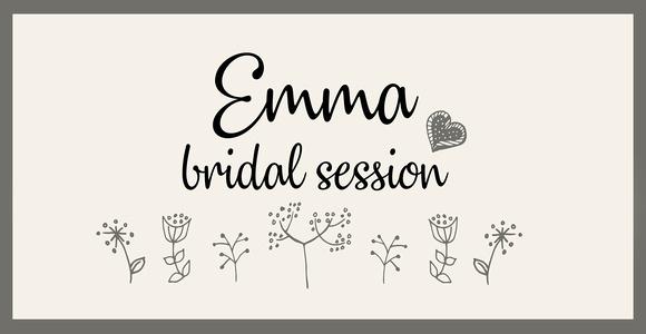 Wedding name small - blog slideshow
